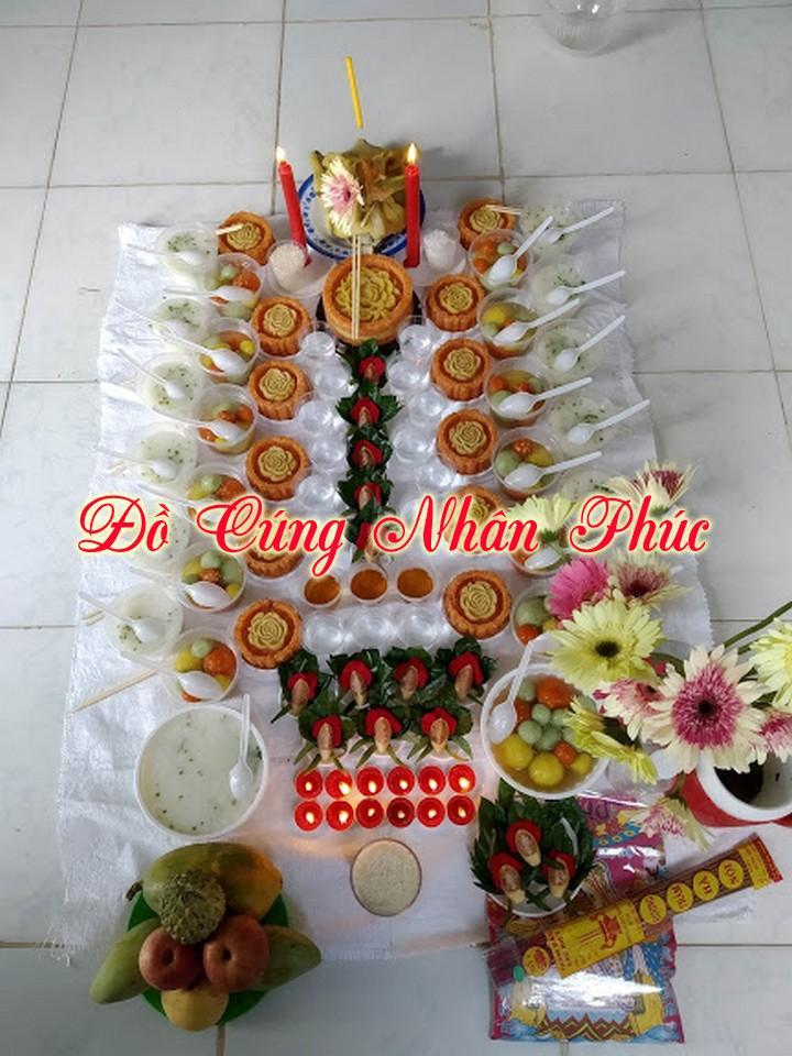 Hình ảnh mâm cúng đầy tháng trọn gói tại Biên Hòa 7
