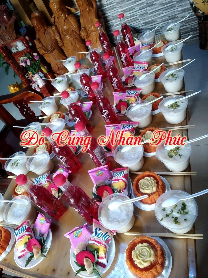Hình mâm cúng đầy tháng tại Biên Hòa Đồng Nai 8