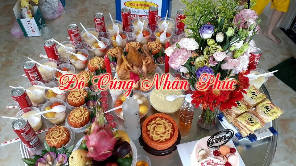 Dịch vụ, sản phẩm đồ cúng trọn gói Hồ Chí Minh đầy đủ