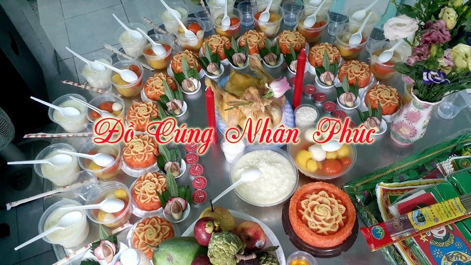 Dịch vụ, sản phẩm đồ cúng trọn gói Hồ Chí Minh thuận tiện