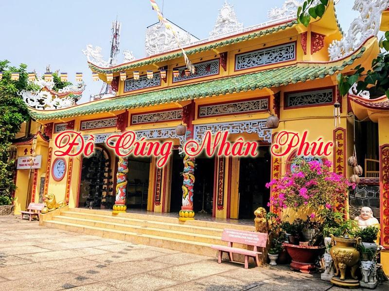 Chùa Thuận Thiên ở Bình Dương