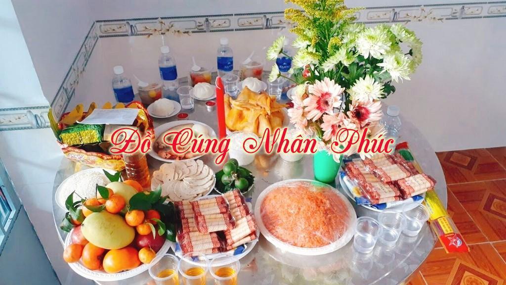 mâm cúng khai trương Quận 6 Tp Hồ Chí Minh - hình 3