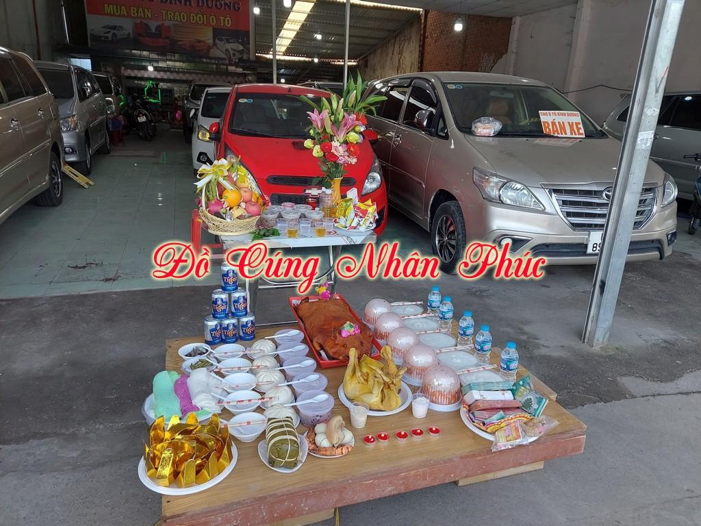 cúng khai trương Quận 8 Tp Hồ Chí Minh - hình 3