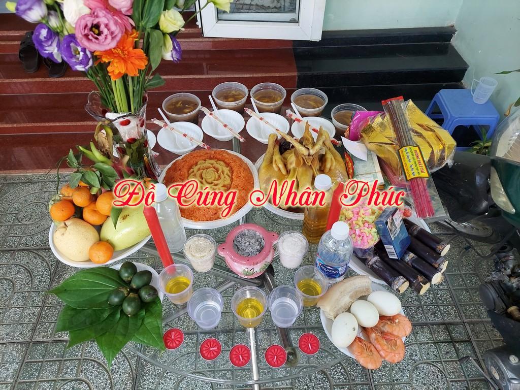 mâm cúng khai trương Quận 6 Tp Hồ Chí Minh - hình 1