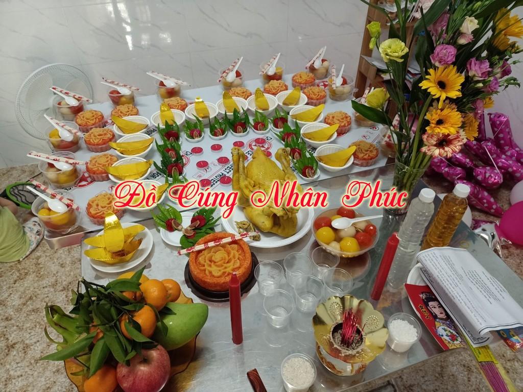 Dịch vụ đồ cúng đầy tháng Quận 4 Tp Hồ Chí Minh 1